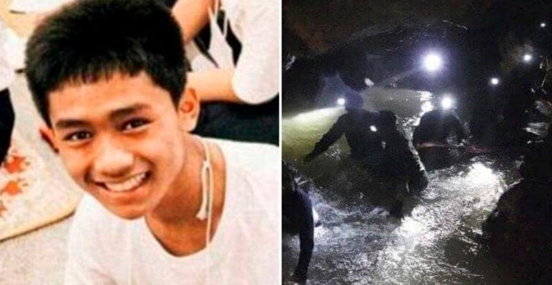 Peran Krusial Bocah 14 Tahun Bantu Penyelamatan di Gua Thailand