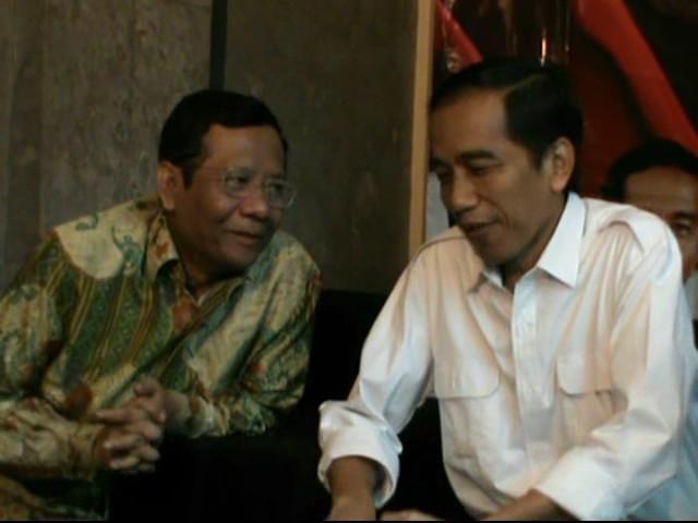 Jokowi Disarankan Pilih Cawapres Tangkal Politik Identitas