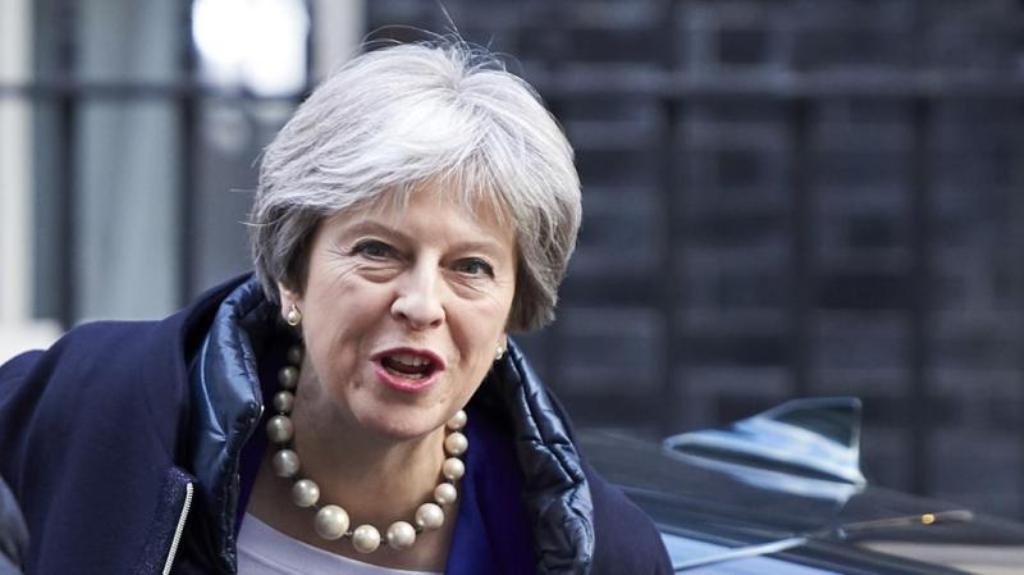 Inggris Terbitkan Rencana Cetak Biru Brexit