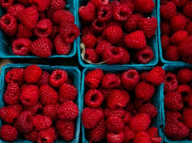 Studi: Raspberry Bermanfaat bagi Sirkulasi Darah