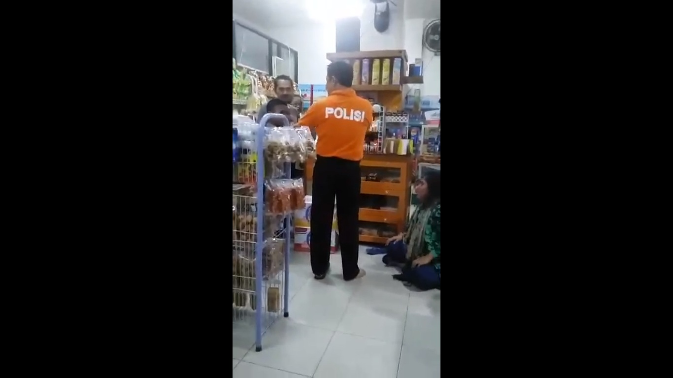 Polisi Penganiaya Perempuan di Babel Dicopot