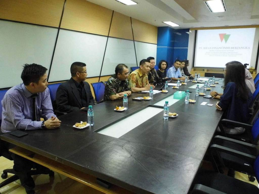 Volume Transaksi Rifan Financindo Berjangka Capai 615 Ribu Lot
