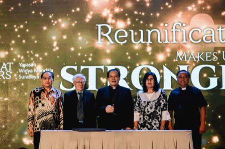 HUT ke-60, Yayasan Widya Mandala Surabaya Gelar Baksos