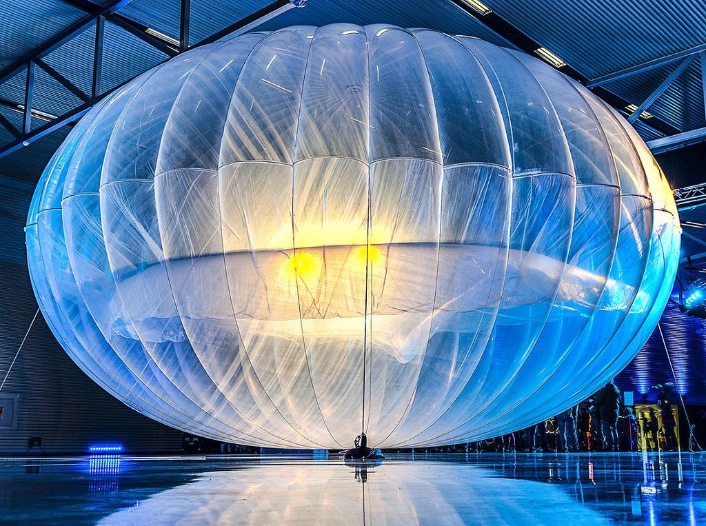 Google Loon dan Wing Kini Jadi Perusahaan Mandiri