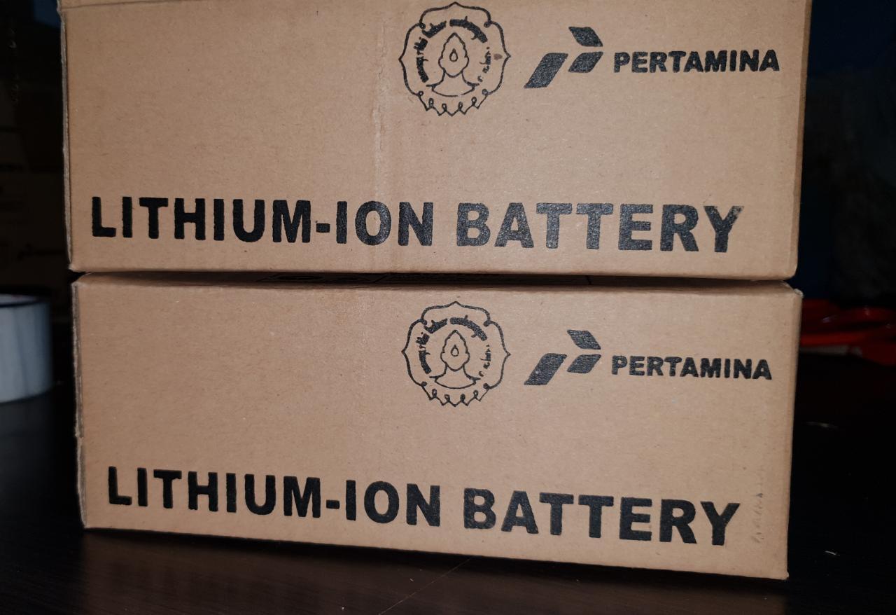 Pertamina-UNS Produksi Baterai Hemat dan Murah