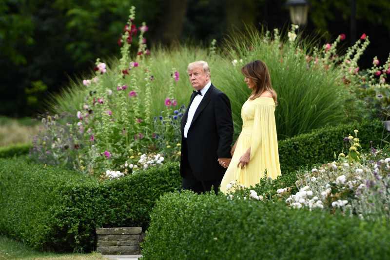 Strategi Brexit dari PM Inggris Dikritik Trump