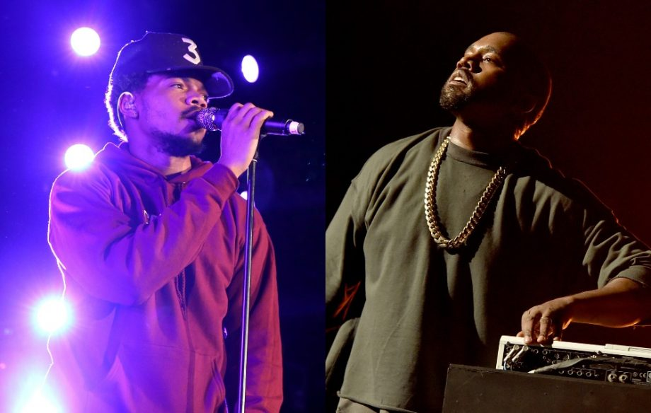 Kanye West akan Produseri Album Chance The Rapper