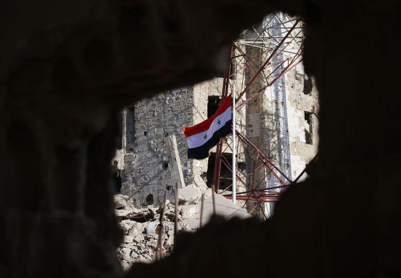 Serangan Udara Hantam Wilayah Suriah, 54 Warga Tewas