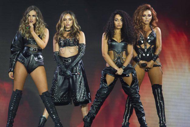 Sejumlah Penggemar Terluka dalam Konser Little Mix di Swansea