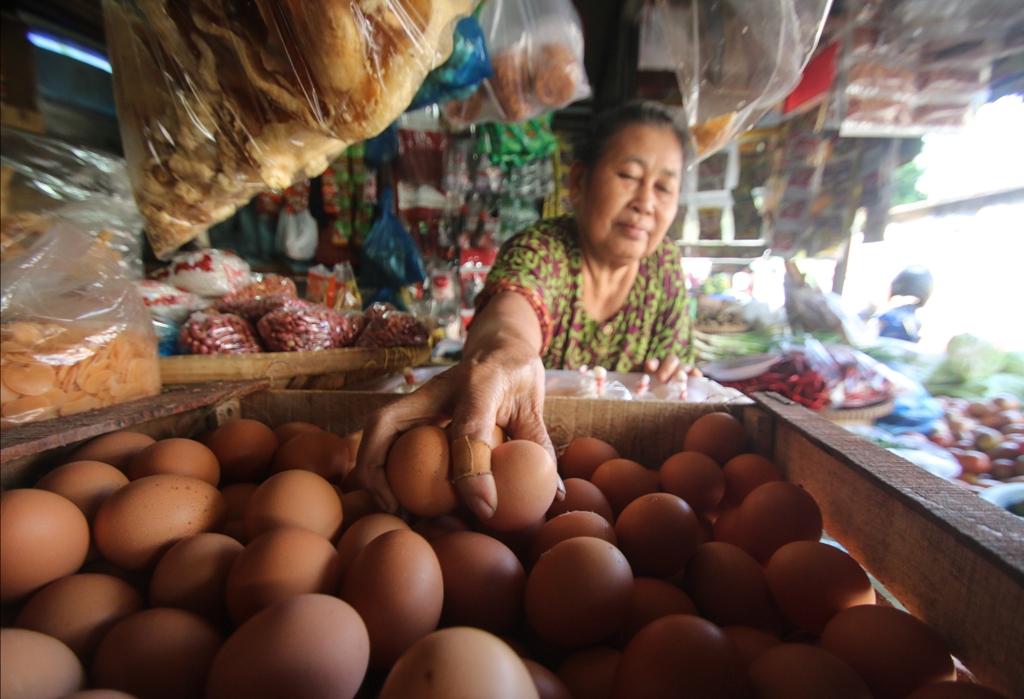 Harga Telur dan Ayam Naik, Ganjar Ingin Operasi Pasar