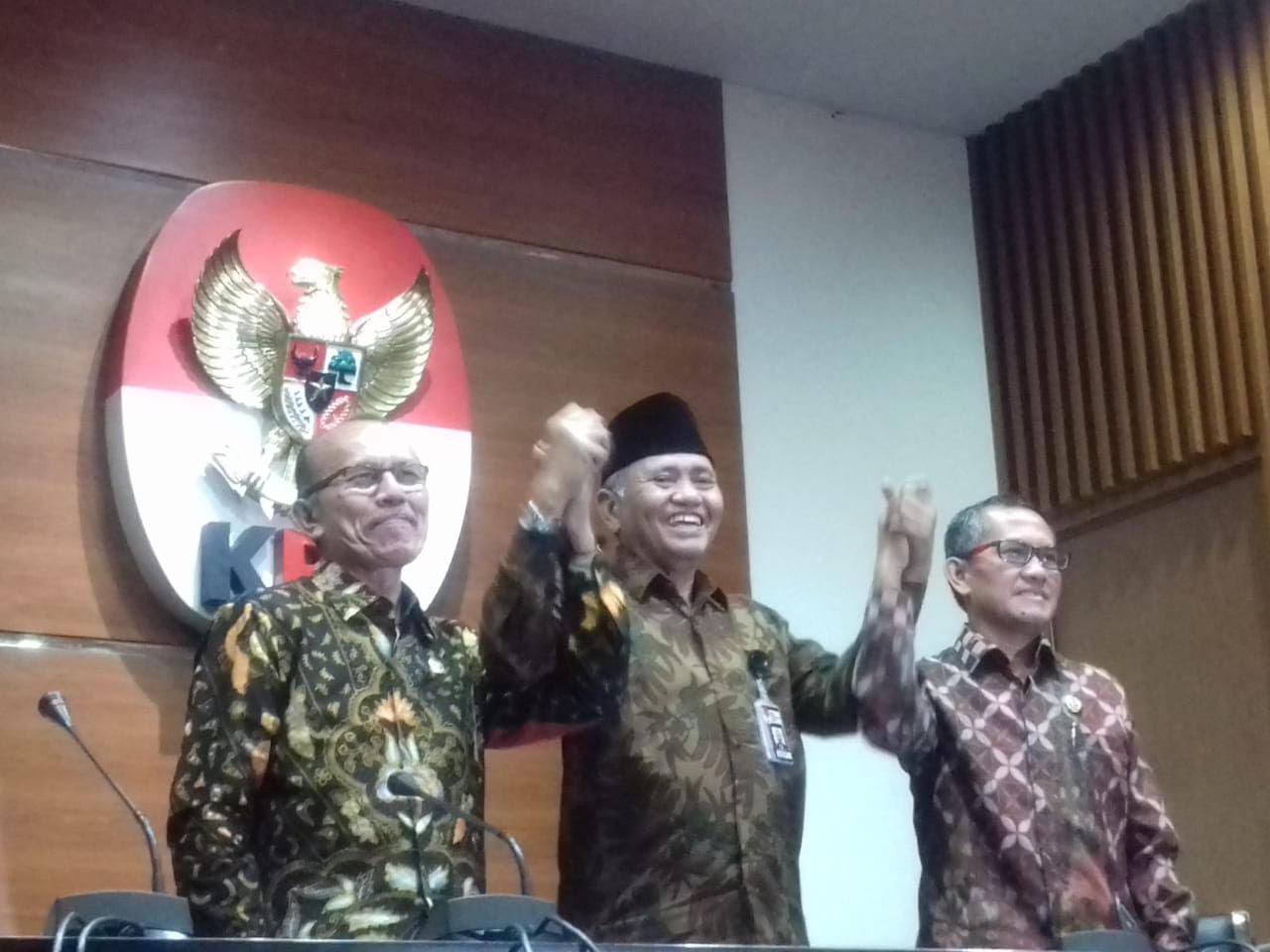 KPK-KY Sepakat Berantas Hakim Korup