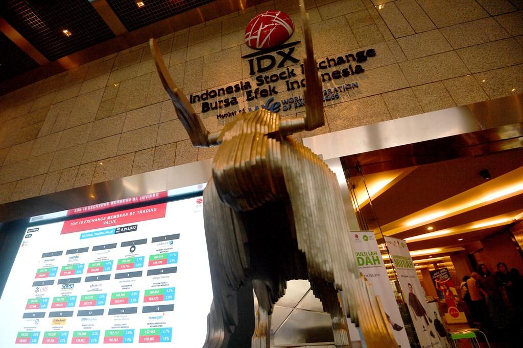 Pekan Ini Nilai Kapitalisasi Pasar BEI Capai Rp6.695,58 Triliun