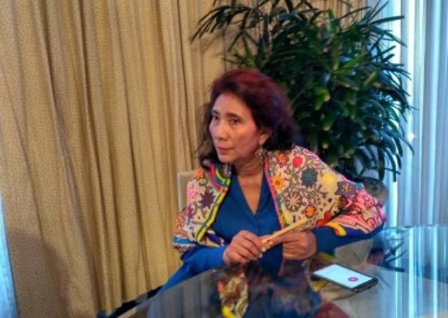 Menteri Susi Raih Ijazah Setara SMA