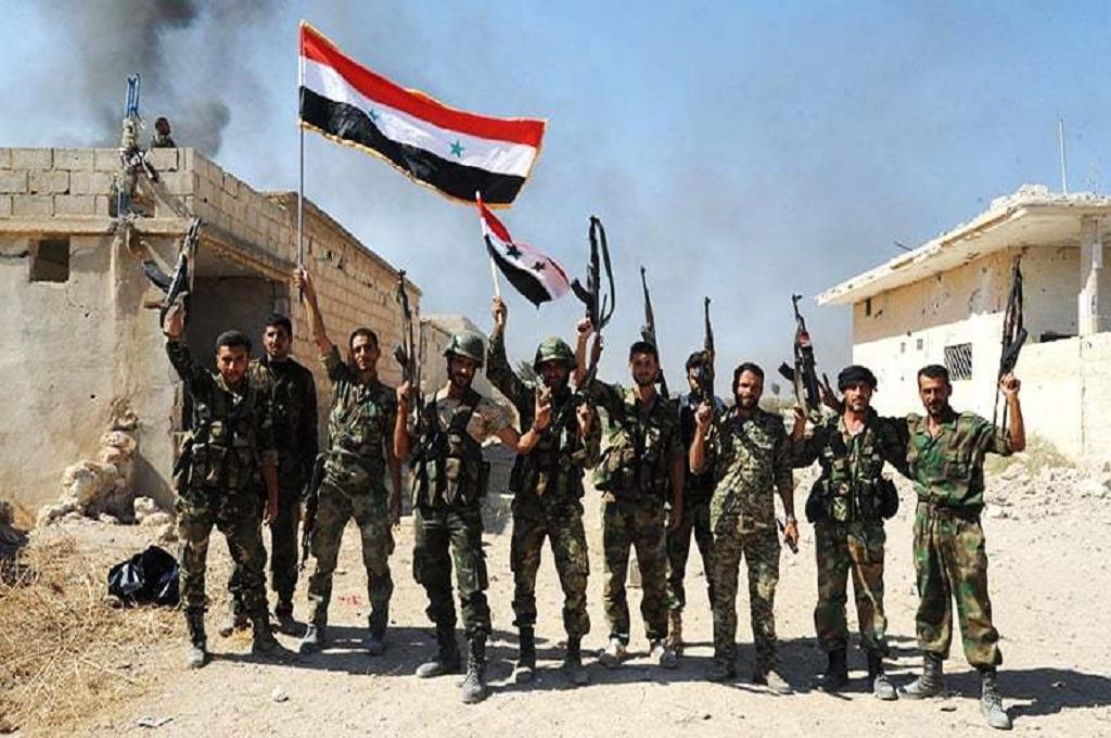 Suriah Caplok Lebih Banyak Wilayah dari Pemberontak