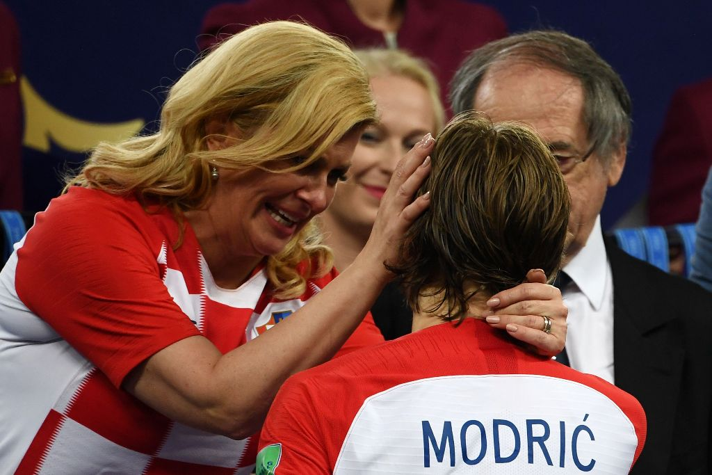 Gelar Pemain Terbaik tak Dapat Mengobati Luka Modric