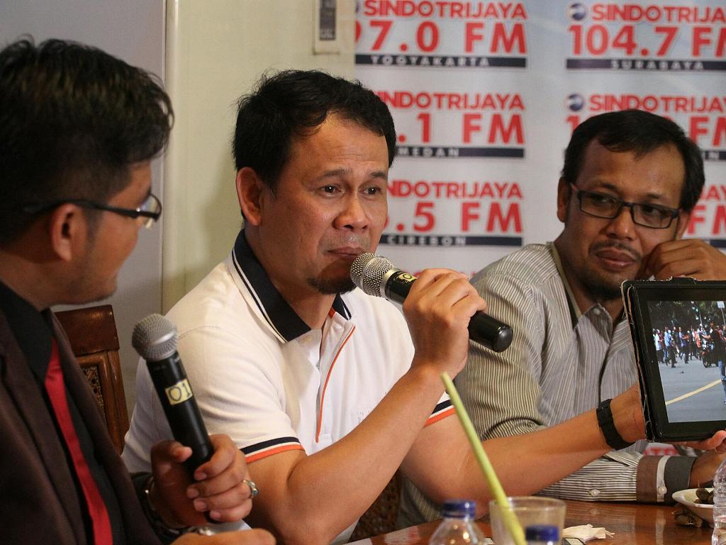 PKS Kubu Sohibul Iman Menutup Dialog
