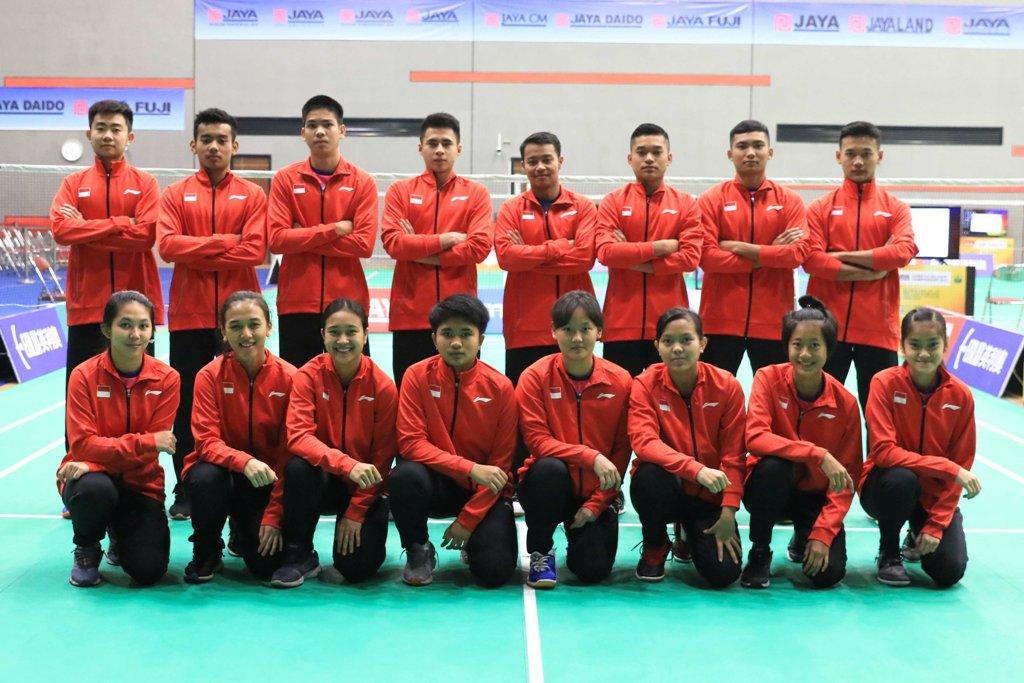 Tim Bulu Tangkis Junior Indonesia Dihentikan Tiongkok