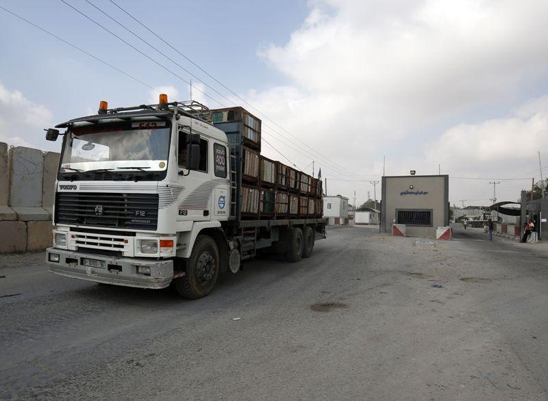 Israel Larang Bahan Bakar dan Gas Masuk ke Gaza