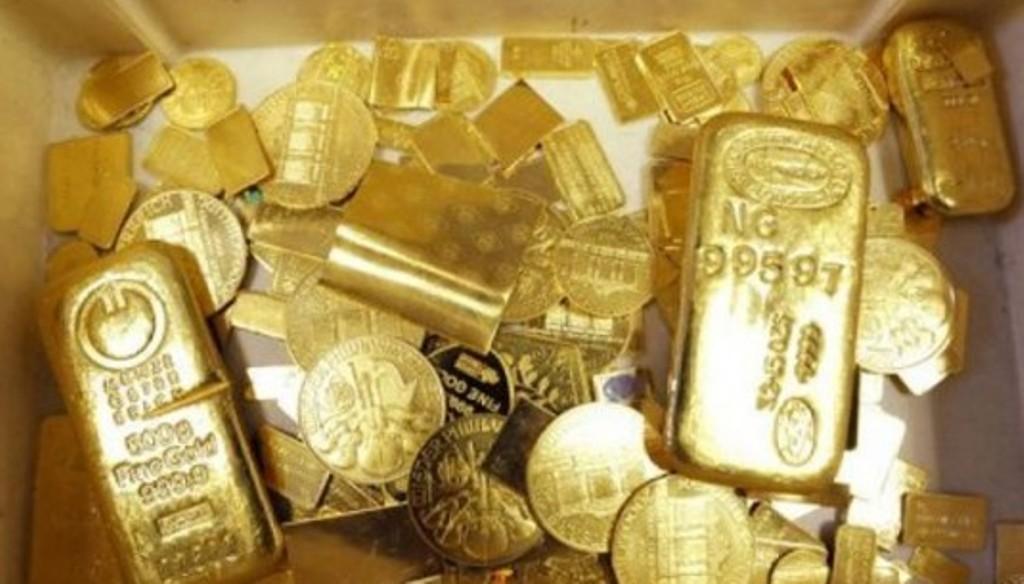 Harga Emas Dunia Naik Tipis