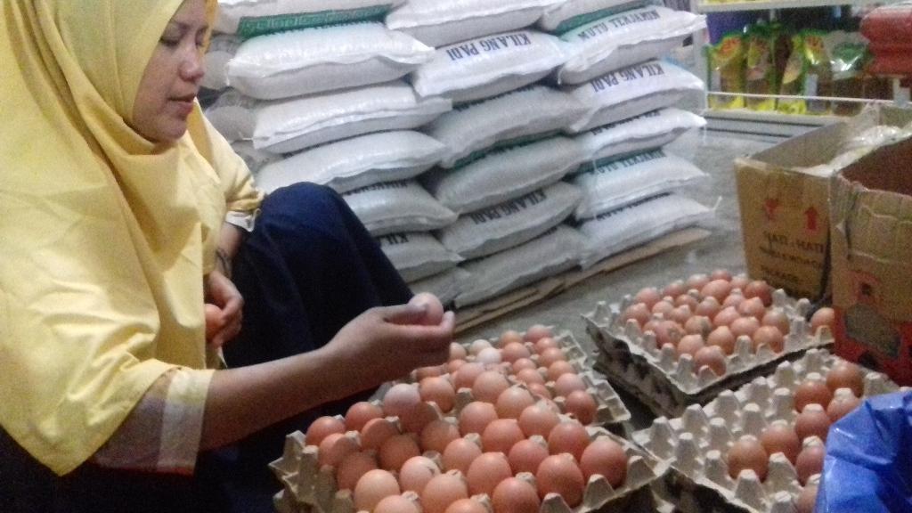 Ada Mafia di Balik Kenaikan Harga Telur