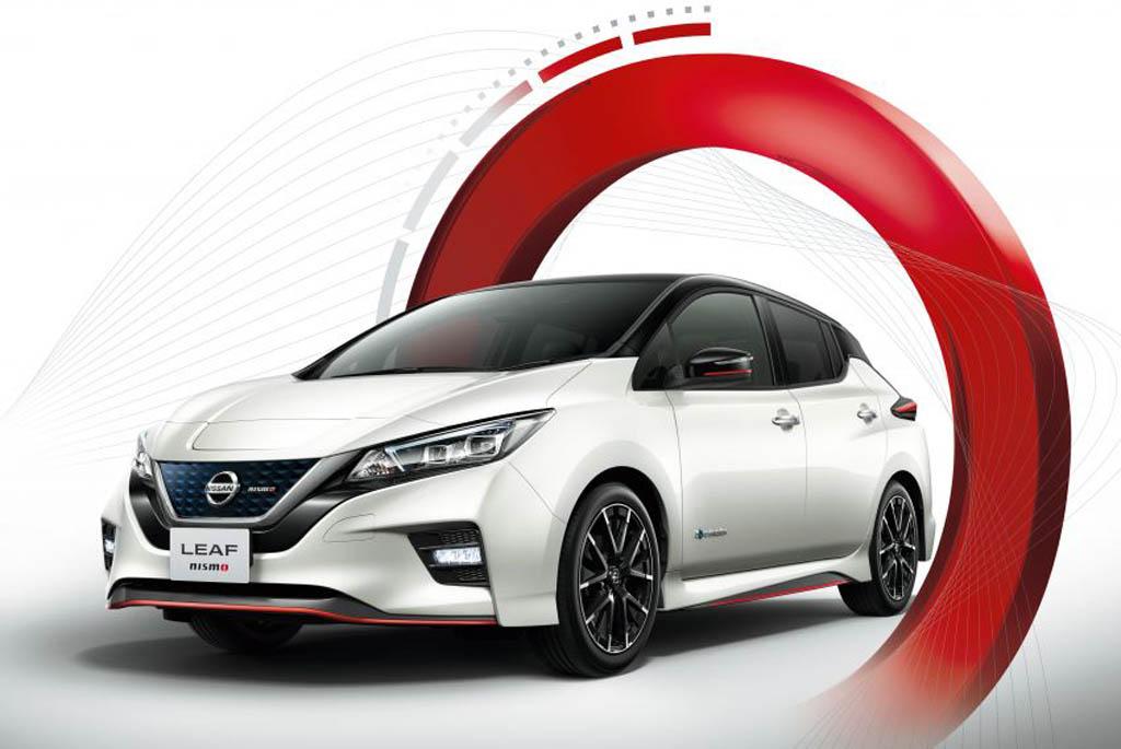 Nissan 'Lepas' Leaf Nismo Akhir Juli Ini