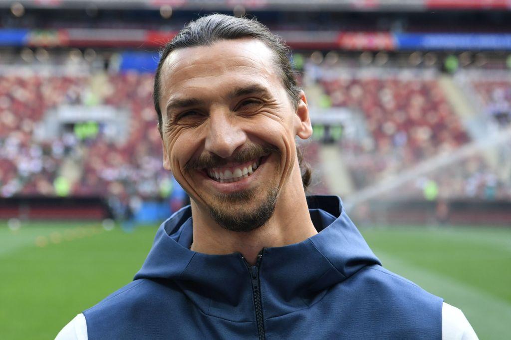 Kalah Taruhan dari Beckham, Ibrahimovic bakal jadi 'Fan' Inggris