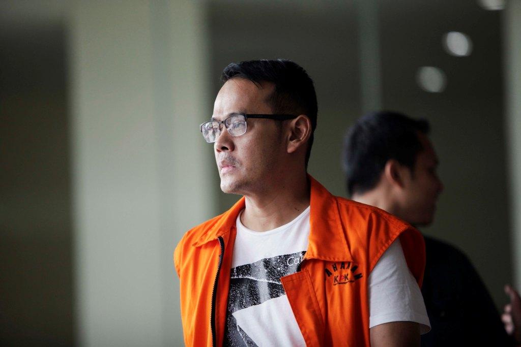 Narapidana Korupsi Fahmi Darmawansyah Terkena OTT di Lapas Sukamiskin