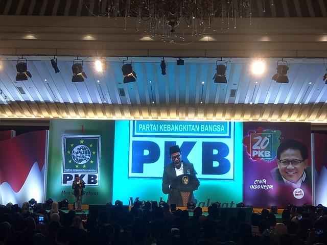 Cak Imin Sebut Kiai NU Promosikan Jokowi Tanpa Pamrih