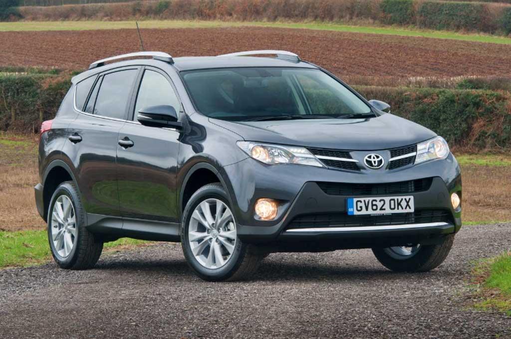 Toyota Amerika Siap Hentikan Impor dari Jepang