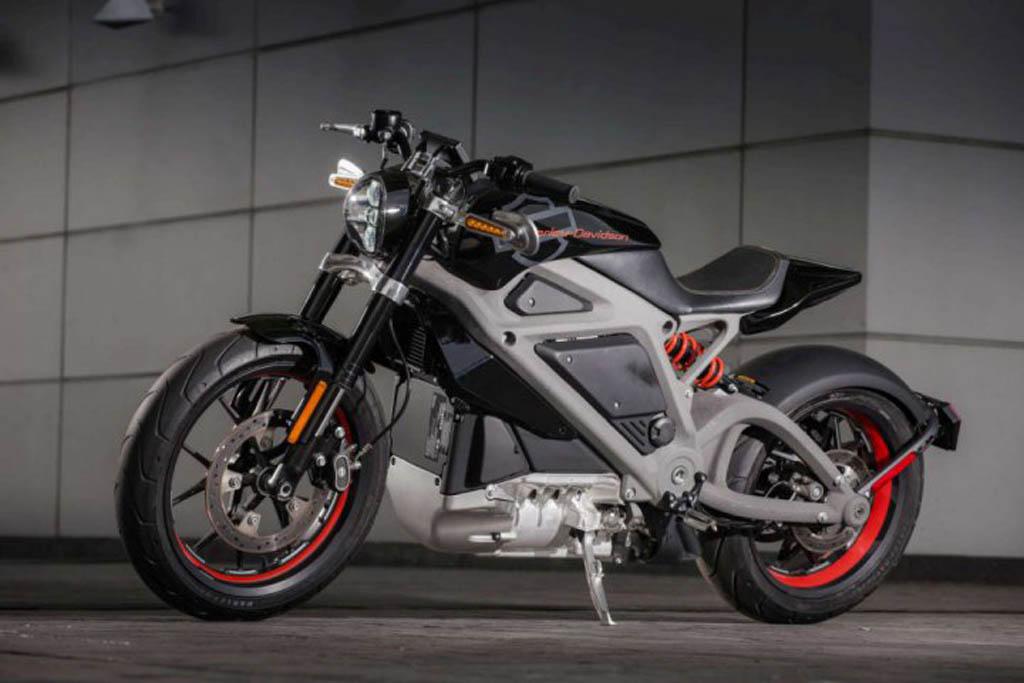 Ketua DPR RI Bicara Soal Motor Listrik Harley-Davidson