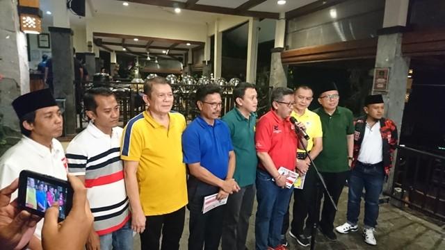 Jokowi's Coalition to Prepare Campaign Platform