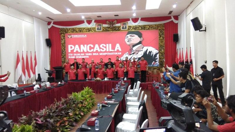 PDI Perjuangan Yakin Pensiunan TNI Mampu Memenangkan Jokowi