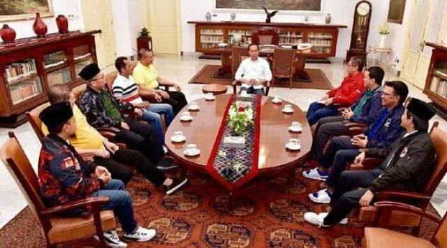 Jokowi Tunjuk Tim Ahli Susun Visi dan Misi