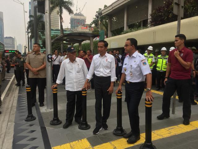 LRT Jakarta Batal Beroperasi saat Asian Games