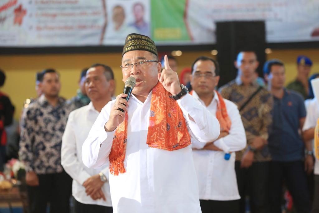 Mendes PDTT Ajak Masyarakat Bengkulu Bangun Desa