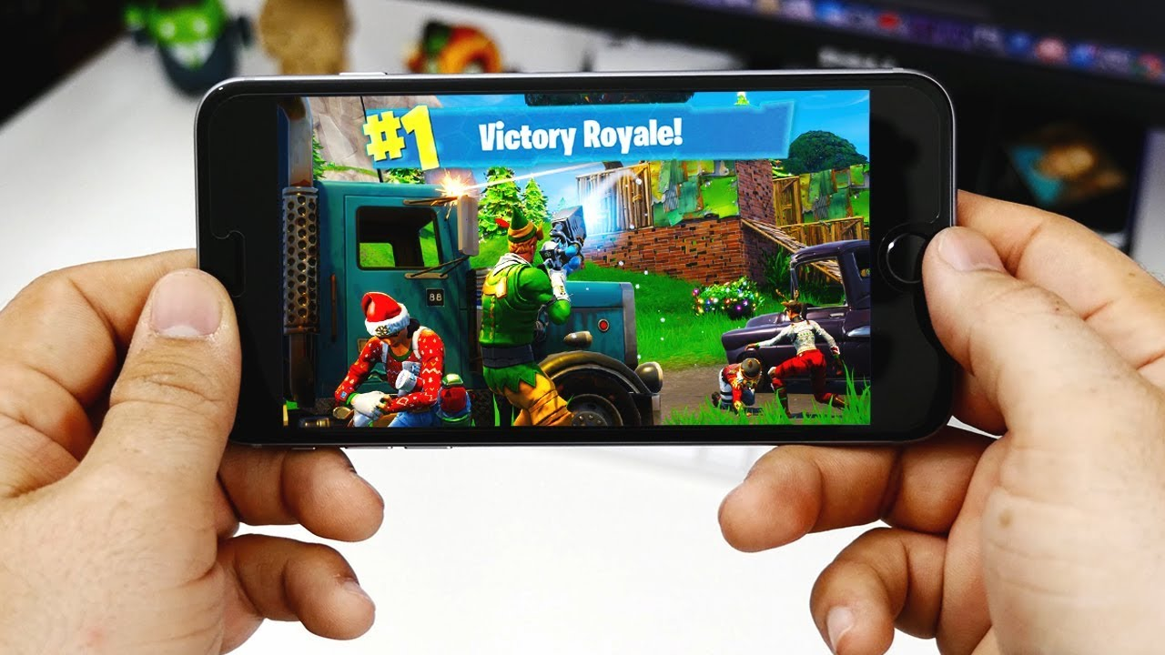 Berikut Ini Daftar Smartphone Buat Main Game Fortnite