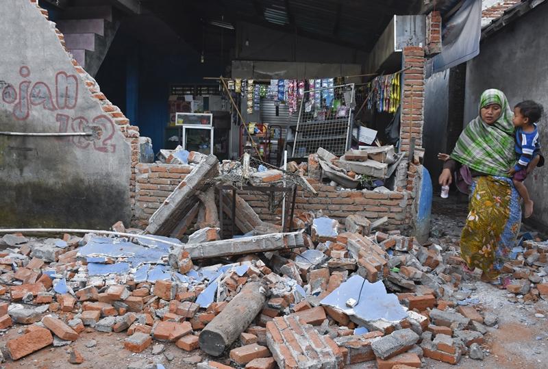 ITS Kirim Tim Identifikasi Rumah Korban Gempa Lombok
