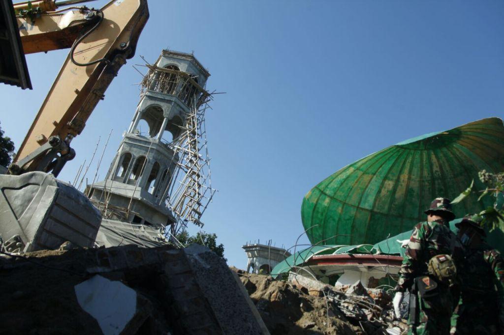 Gempa Lombok Goyahkan Sektor Pariwisata