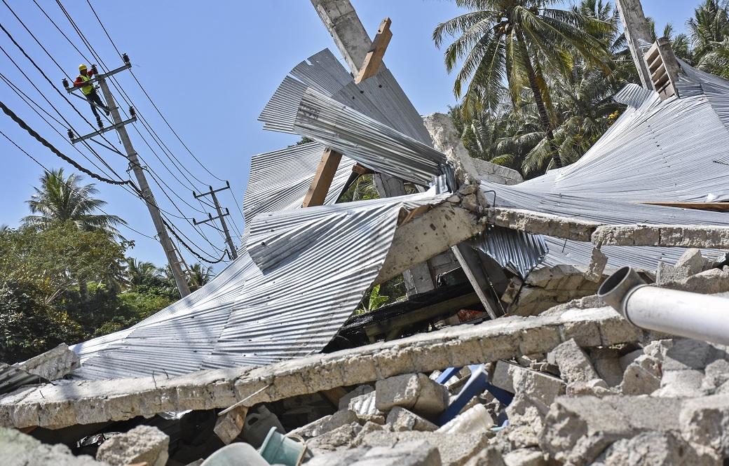 BPBD Jember Terjunkan Tim Reaksi Cepat ke Lombok