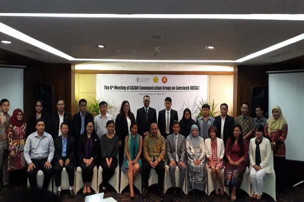 Strategi Komunikasi Kesehatan Hewan ASEAN Dibahas di Indonesia
