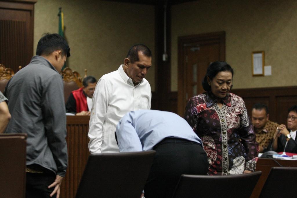 Jaksa Cecar Charles Soal Pertemuan dengan Setya Novanto