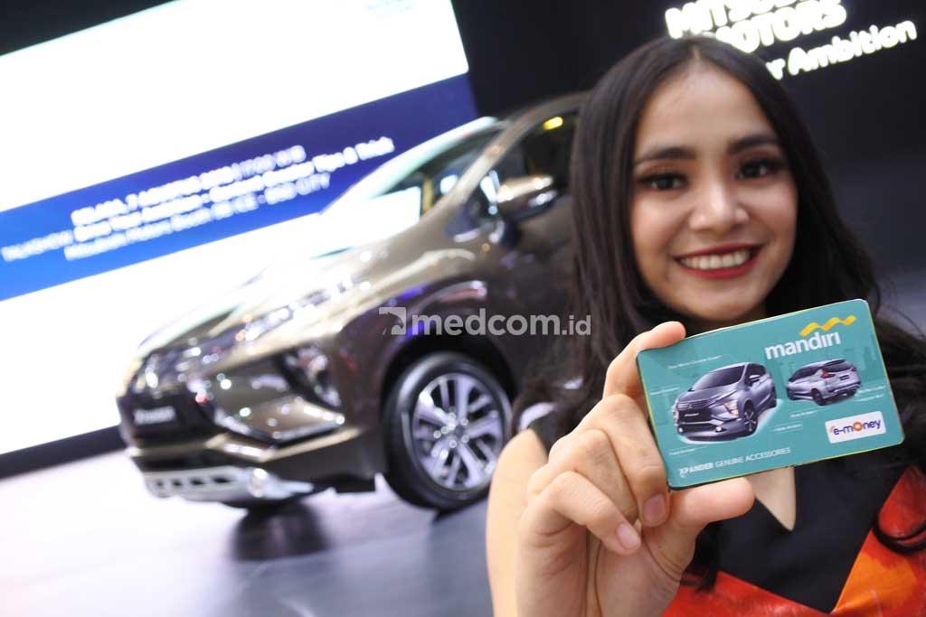 Kontrol Perawatan Xpander dari Kartu Uang Elektronik