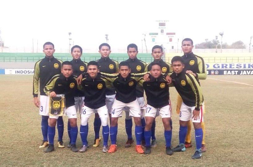 Timnas Indonesia Jumpa Malaysia di Piala AFF U-16