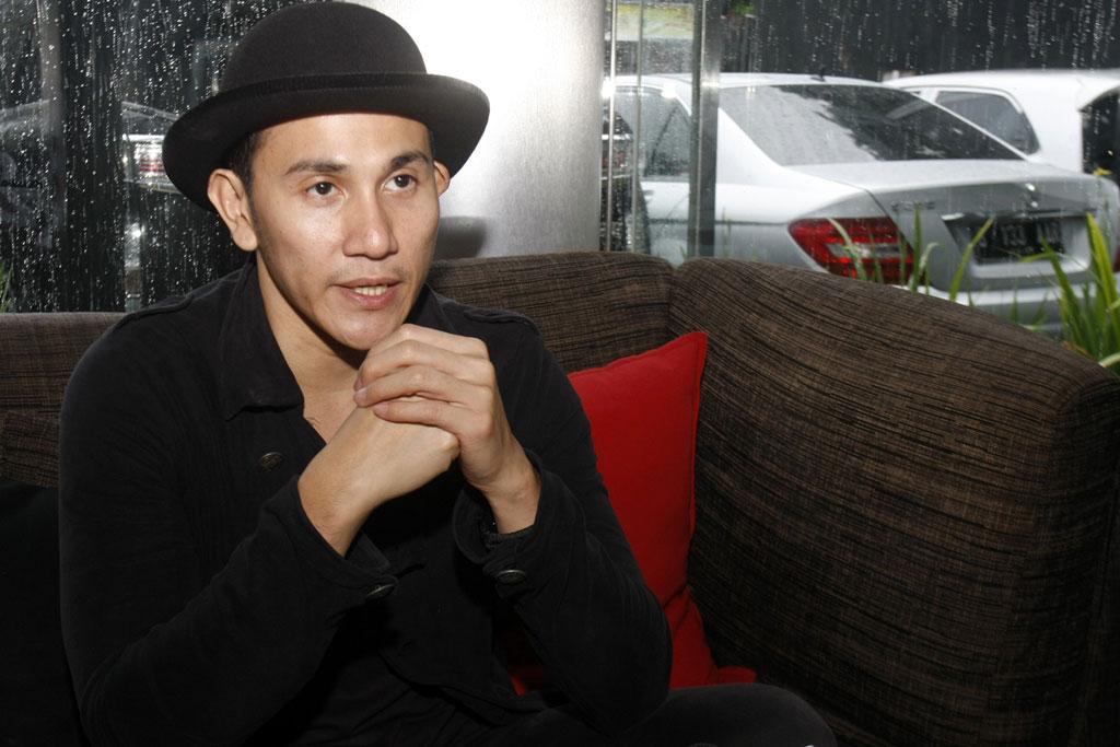 Komentar Vino G. Bastian Soal Kali Item dan Trotoar Jakarta