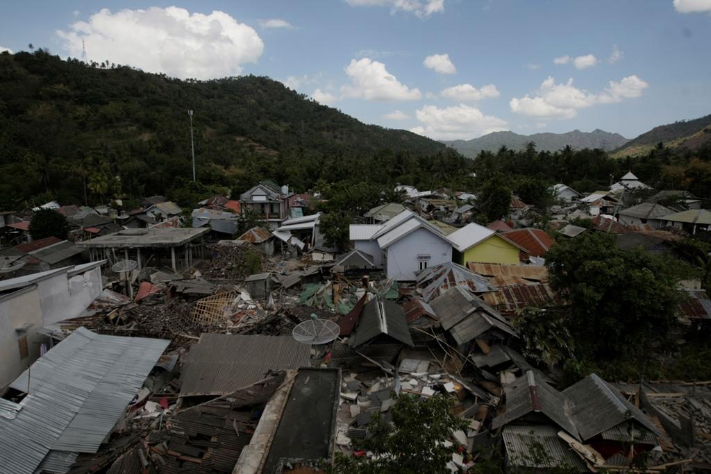 Presiden Korsel Sampaikan Duka Cita untuk Lombok