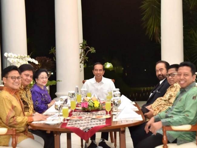 Jokowi akan Mendaftar ke KPU  pada 10 Agustus