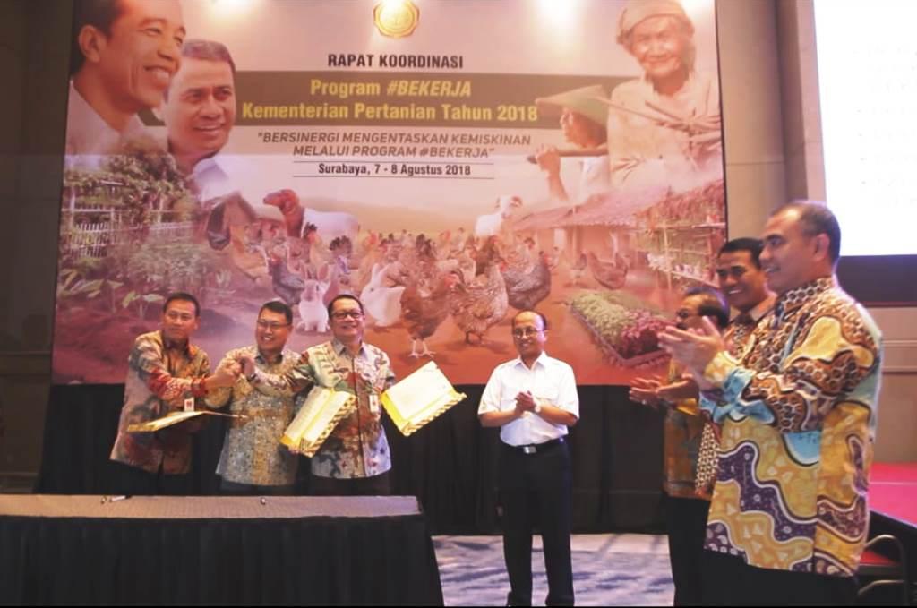 Tiga Kementerian Bersinergi Entaskan Kemiskinan melalui Program Bekerja