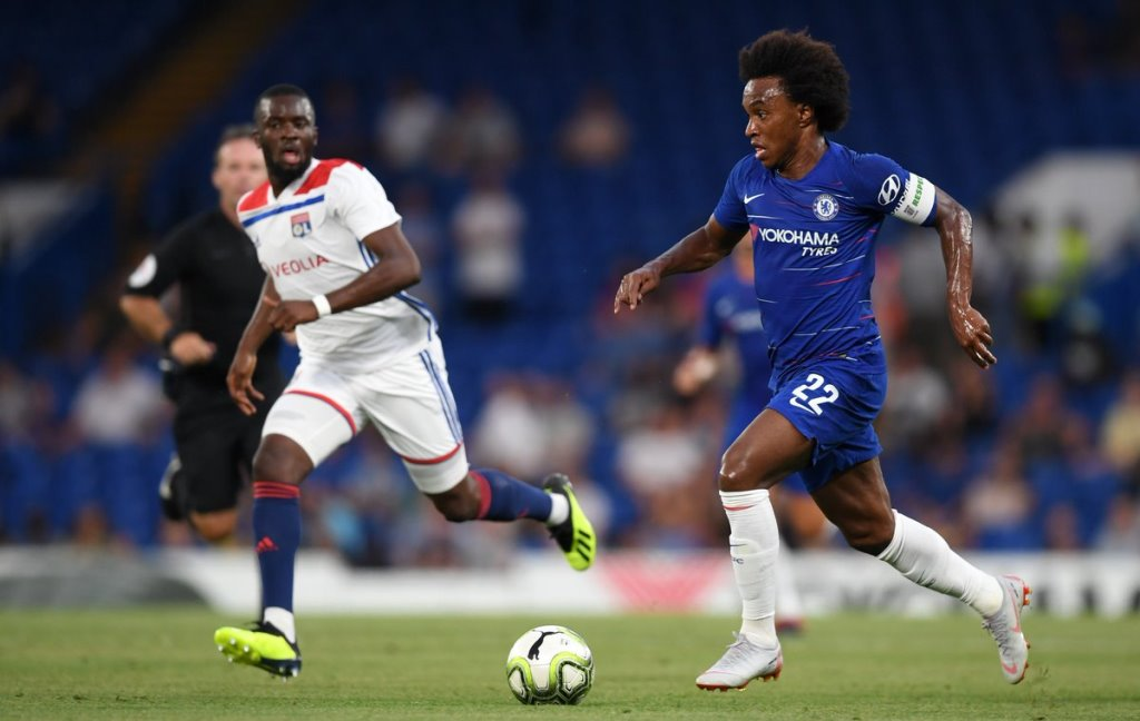 Chelsea Bungkam Lyon Lewat Adu Penalti