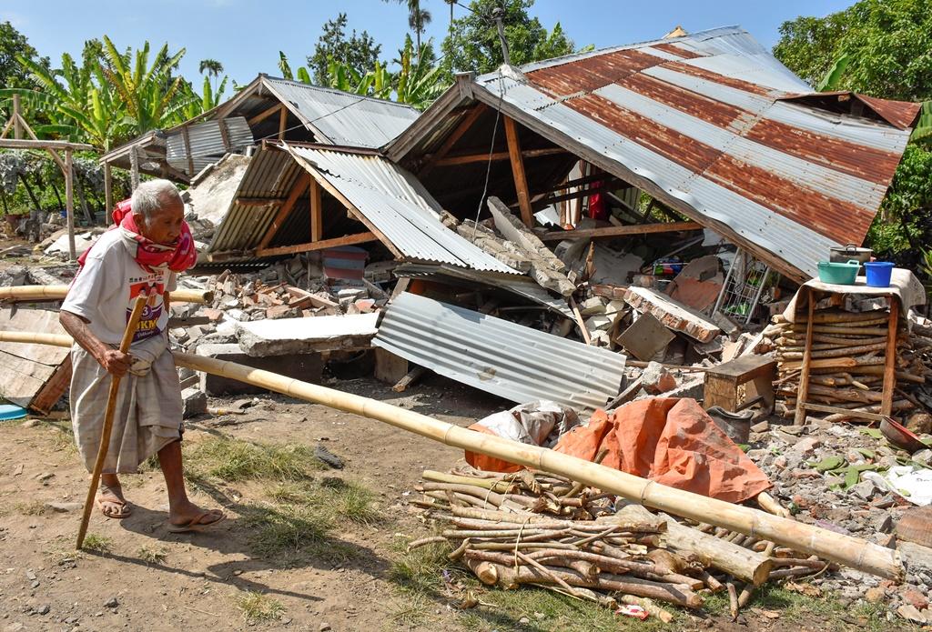 IMB di Daerah Rawan Gempa Harus Memuat Syarat Khusus