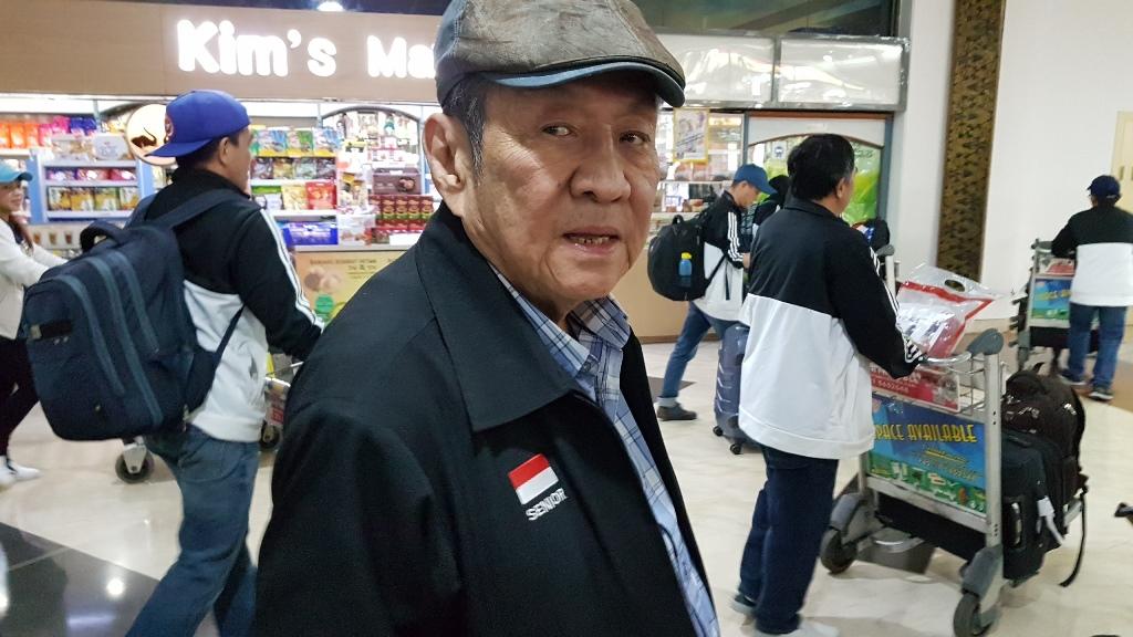 Pesan Atlet Tertua Indonesia untuk Para Pejuang Merah Putih di Asian Games